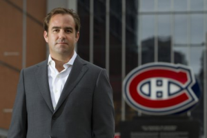 Carta de Geoff Molson aos Fãs do Canadiens