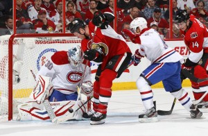 Canadiens Fracassa Contra Senators