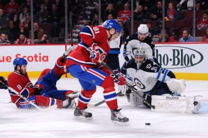 Canadiens Vence Jets; Price Consegue Shutout